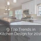 Kitchen Design Ideas 2018