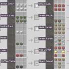 Mrcrayfish Furniture Mod Recipes
