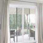 Window Treatments For Sliding Doors In Living Room