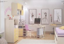 Dance Themed Bedroom