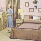 Vintage Bedroom Furniture 1950S