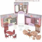 Melissa & Doug Dollhouse Furniture