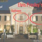 Elvis Death Photo Bathroom