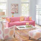 Pink Living Room Furniture