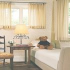 Short Living Room Curtains