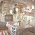 Cabin Kitchen Design