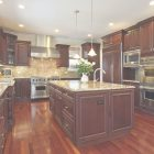 Kitchen Designs With Cherry Wood Cabinets