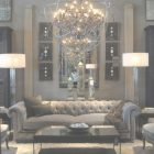 Silver Living Room Decor