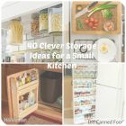 Small Kitchen Storage Ideas Diy