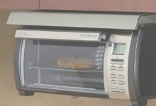 Space Saver Toaster Oven Under Cabinet