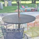 Refinishing Metal Patio Furniture