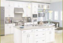 White Wall Kitchen Cabinets