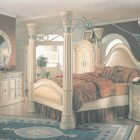 White Canopy Bedroom Furniture