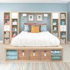 Creative Bedroom Storage Ideas