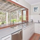 Kitchen Serving Window Designs