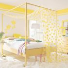 Yellow Color Bedroom Pictures