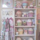 Cupcake Design Kitchen Accessories