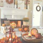 Autumn Living Room Decorating