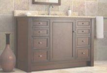 52 Bathroom Vanity Cabinet