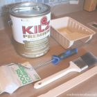 Primer For Painting Kitchen Cabinets