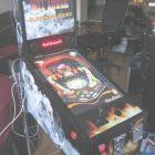 Pinball Emulator Cabinet
