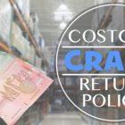 Costco Furniture Return Policy