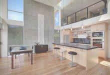High Ceiling Kitchen Design