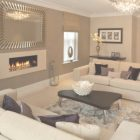 Living Room Ideas In Brown And Cream