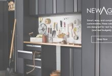 New Age Products Cabinets
