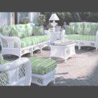White Resin Wicker Furniture