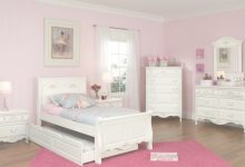 Little Girl Bedroom Furniture White