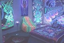 Black Light Ideas For Bedroom
