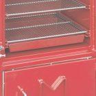 Reverse Flow Cabinet Smoker