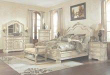 Antique White Master Bedroom Furniture
