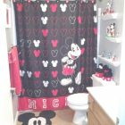 Mickey Minnie Mouse Bathroom Decor