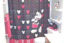Mickey Minnie Mouse Bathroom Decor