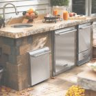 How To Build A Outdoor Kitchen Designs