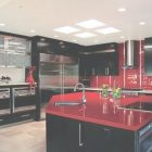 Red Kitchen Designs Photo Gallery