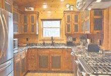 Cabin Cabinets Kitchen