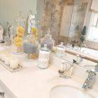 Decorative Apothecary Jars Bathroom