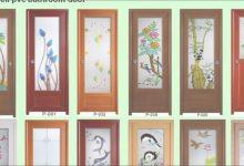 Bathroom Door Designs India