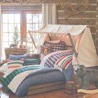 Cabin Themed Bedroom Ideas