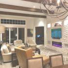 Beams In Living Room