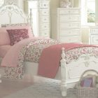 Cinderella Bedroom Set White Finish