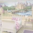 Princess Bedroom Murals