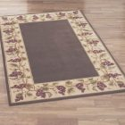 Grape Design Kitchen Rugs