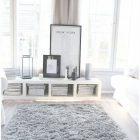 Grey Living Room Rug