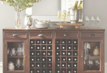 Buffet Cabinets With Glass Doors