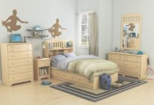 Solid Wood Youth Bedroom Set
