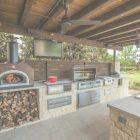Outdoor Kitchen Bbq Designs